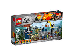 Dilophosaurus Outpost Attack 75931 Jurassic World Buy Online At The Official Lego Shop Us Lego Jurassic World Lego Jurassic Jurassic World