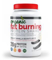 organic protein shake body weight loss