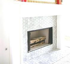 elegant ga fireplace surround idea tile