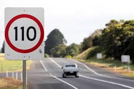 澳洲租车指南-speed limit