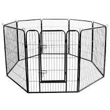Top Product Reviews For Oxgord Cat Dog Play Pen Comfort Travel Portable Pop Up Soft Sided Pet Playpen 8816276 Overstock