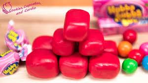 homemade bubble gum