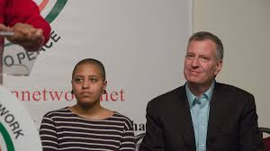 Chiara de Blasio arrested alongside NYC protesters for 'unlawful ...