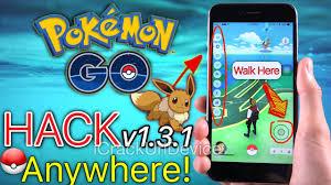 HƯỠNG DẪN Pokemon GO 1.3.1 Hack không Jailbreak! nhấn để di chuyển ...