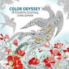 Color Odyssey : Chris Garver : 9781942021971
