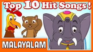 top 10 malam cartoon nursery rhymes