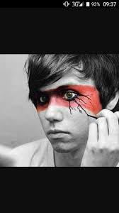 ryan ross makeup day 1 panic at the