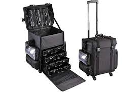 rolling makeup train cases reviews in 2020