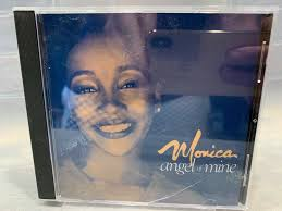 Angel of Mine by Monica (CD, PROMO ...