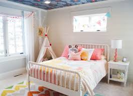 Woodland Themed Toddler S Room Is Ready To Grow Up With Her
