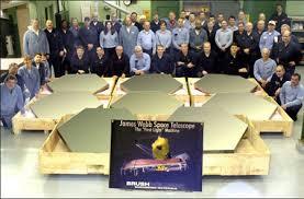 nasa the james webb space telescope