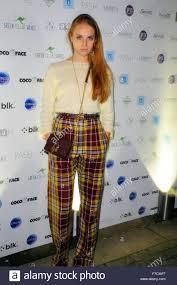 London, UK, 27 November 2014, Petra Palumb attends the PA5H fashion Stock  Photo - Alamy