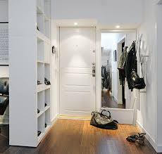 ideas to use mirror in the hallway