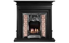 palmerston cast iron fireplace