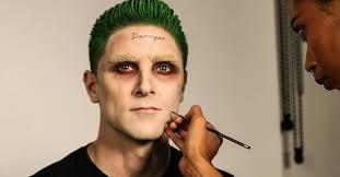 how to do joker makeup jared leto