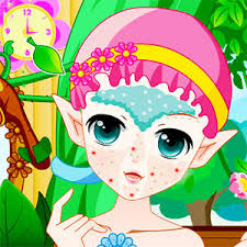 fairy makeover game games for