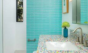 home features mosaic tile to make
