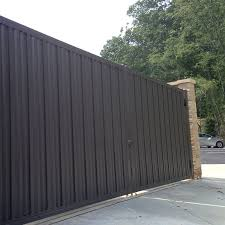 Steel Panels Fencing Google Search Fence Design Steel Fence Panels Wood Fence Design