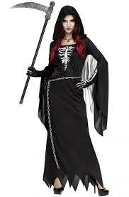 midnight reaper costume