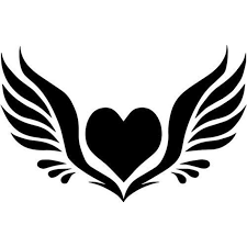 2020 Angel Wings Heart Home Decor Car Truck Window Decal Sticker Rear Window Car Sticker Modern Decal From Xymy797 3 32 Dhgate Com