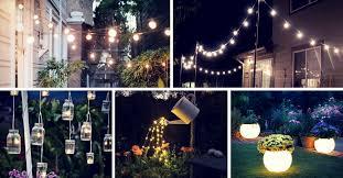 patio lighting project ideas