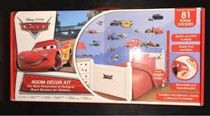 Be Your Own Kind Of Beautiful Kids Wall Stickers Disney S Cars