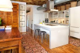 kitchen island cooktop contemporary