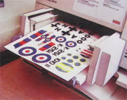 Decal Paper Inkjet White