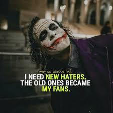 joker haters joker quotes best joker quotes joker