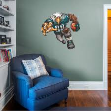 Philadelphia Eagles Fathead Extreme Eagle 5 Pack Removable Wall Decal