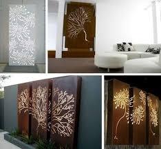 backlit canvas art metal tree wall