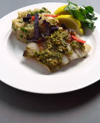 Grilled Grouper with Roasted Pistachio ...