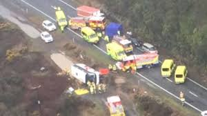 New Zealand bus crash: Five tourists ...