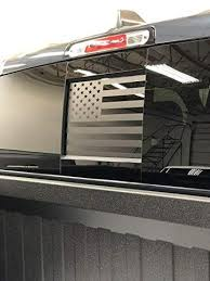 Ram Middle Window American Flag Decal Matte Black 2019 Xplore Offroad Stand Out From The Crowd Jeeps Trucks Suvs 4x4s