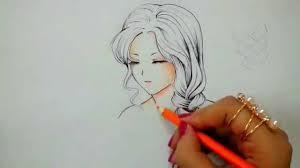 رسومات بنات سهله صور رسم صبايا كلمات جميلة