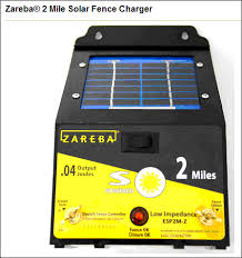 Zareba Solar Electric Fence Review Backyard Chickens Learn How To Raise Chickens