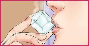 cold sore vs pimple causes symptoms