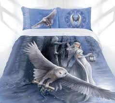 quilt cover set king bed anne stokes