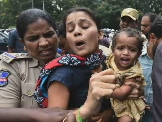 """Image result for telangana activists arrest"""""""
