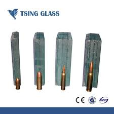china bulletproof glass supplier and