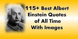 best albert einstein quotes of all time imagination