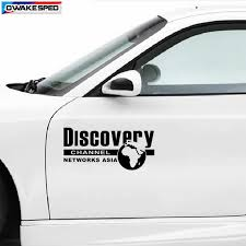 1 Set Discovery World Map Graphics Vinyl Decal Car Door Side Body Decor Sticker Exterior Accessories Waterproof Decal Car Stickers Aliexpress