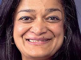 India hopeful of Pramila Jayapal move getting only marginal support - The  Economic Times