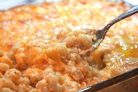 soul food macaroni and cheese recipe