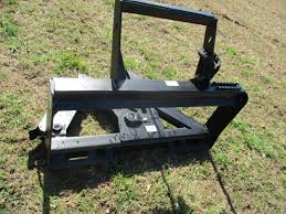 Mtl X Series Tree Fence Post Puller Skid Steer Attachment Mtl Attachments