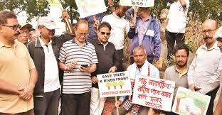 Forest man Jadav Payeng resolute to fight against felling of trees -  Sentinelassam