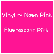 Vinyl Fluorescent Pink Vinyl Neon Pink Vinyl Silhouette Vinyl Craft Vinyl Outdoor Vinyl Sign Vinyl Cricut Vinyl Decal Vinyl Sticky By Live Laugh Love Ocean Catch My Party