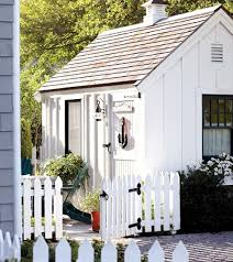 turning a garden shed into a nautical