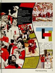 Temple University - Templar Yearbook (Philadelphia, PA), Class of 2008,  Cover
