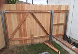 Shurlock Fence Gallery Wood Fences Gates Escondido Ca Fencing Company